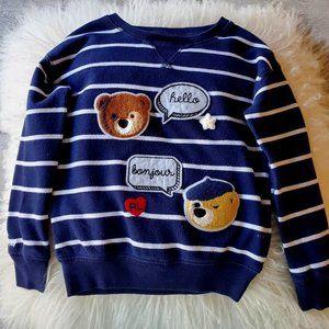 Ralph Lauren Polo Bear Stripes